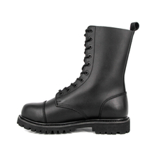 Men's fashion military genuine leather boots 6281