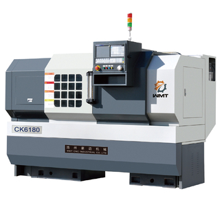 CK6180 CNC Machine With 6 Positions Toolpost