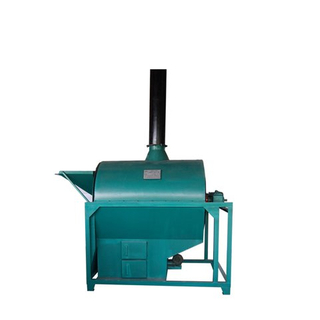 green tea drum-type final drying machine JY-6CPC100L