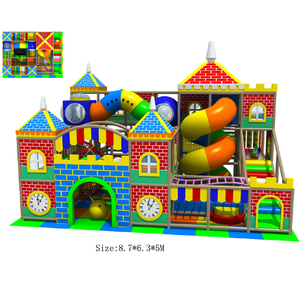 Fantasic kids indoor playground