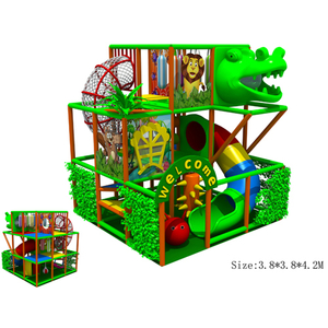 Joyful baby indoor playground for sale
