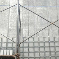 Aluminum Foam Panels with The Density 0.25g/cm³ -0.85g/cm³ for Outdoor Wall Cladding