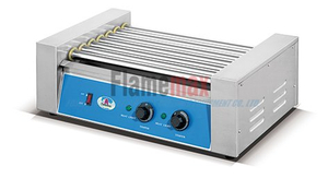 HHD-05 5-roller Hot Dog Gas BBQ Grill