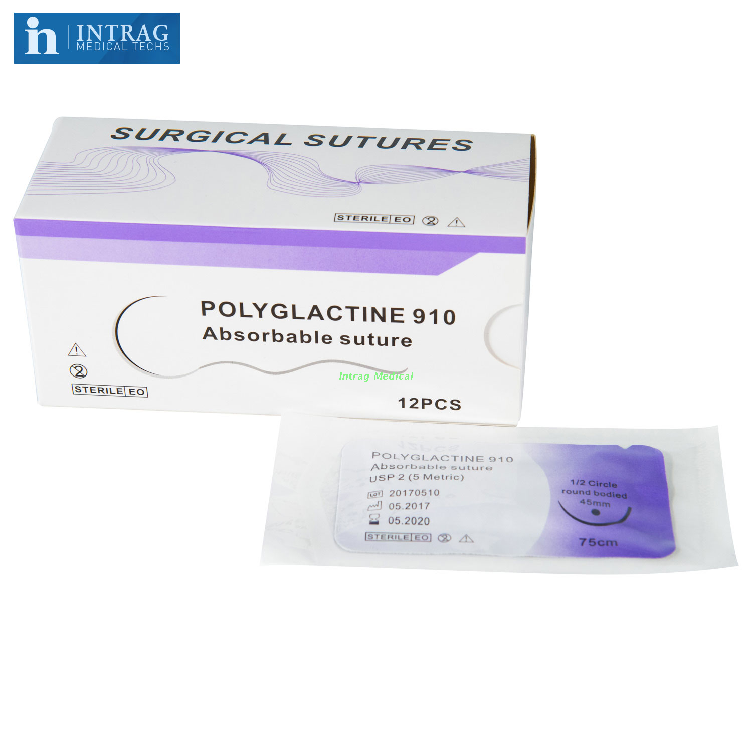 Vicryl Suture