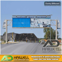 Gantry Bilboard Manufacturer in China Supplier