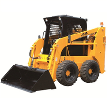 Wheel Type Skid Steer Loader