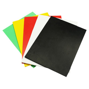 Colorful PVC Foam Board