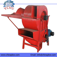 Wheat Threshers