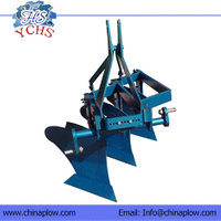 Steel Share plow