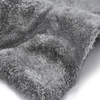 Modern 3D Effect Thick Shaggy Rugs Home Floor Carpet