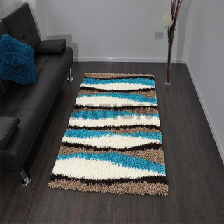 5'×8' Non-slip Bedroom Floor Shag Rugs