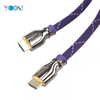 Metal HDMI Cable With 4K 3D 1080P With Ethernet