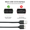 Charging Cable with USB 3.0 Micro-B Interface