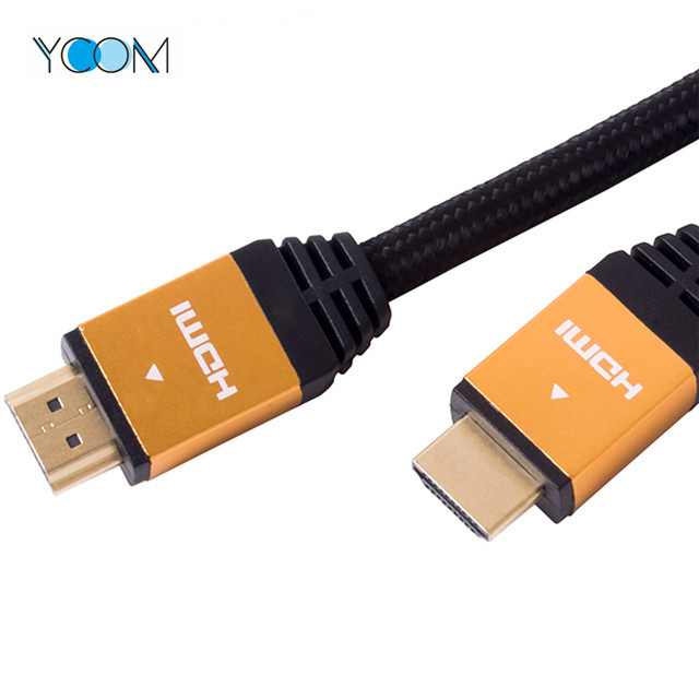 1080P HDMI Cable Soporte 3D 4K Ethernet