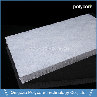 PP honeycomb sheet bilang light weight strength stiffness strength waterproof core materyal sa sahig, pader, pagkahati ng sasakyan transportasyon