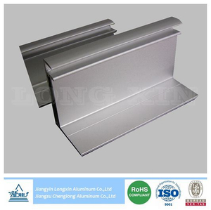 Anodized Aluminium Profile for Solar Panel