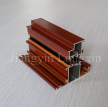 Wooden Aluminium Profile for Casement Window thermal break