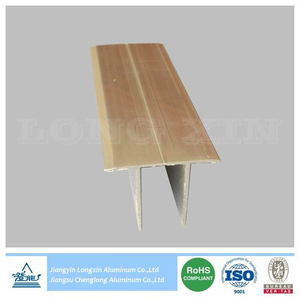Anodized Aluminum Profile for Solar Mounting