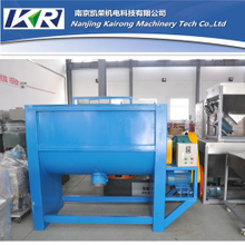 Horizontal Color Mixer Plastic Compound Machine
