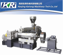 Two Stage PVC Compound Plastic Pellet Making Extruder Machine Price