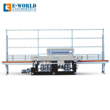 Glass Straight-Line Edging Machine with Display Meter
