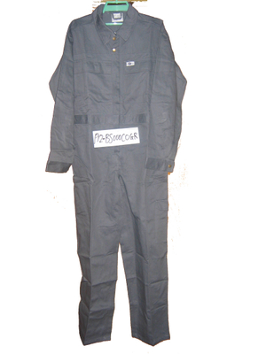 Cotton working safety coverall one piece