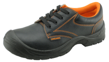 Low Cut buffalo leather safety shoes