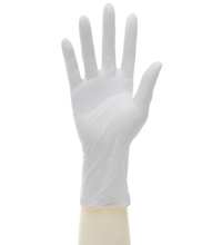 CFDA standard powder free disposable medical inspection nitrile gloves