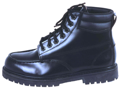 TL96009A Corrected leather mining working shoes