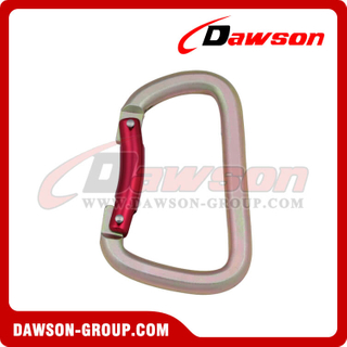 High Tensile Steel Alloy Steel Carabiner DS-YIC003B