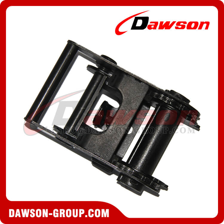 75MM 10T Ratchet Buckle for Tie Down Lashing, Short Buckle - Dawson Group Ltd. - China Supplier