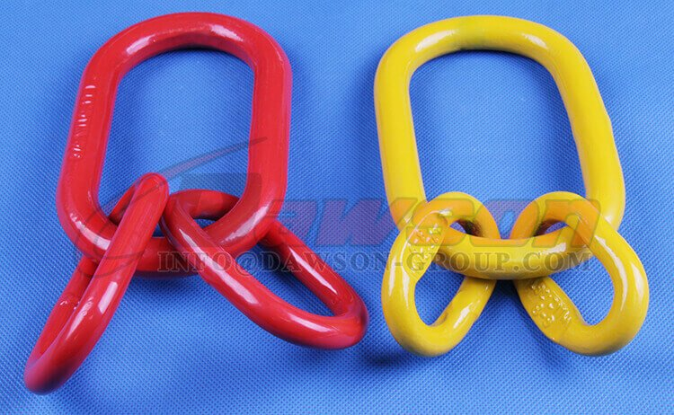 Master Link Assembly for Chain Sling