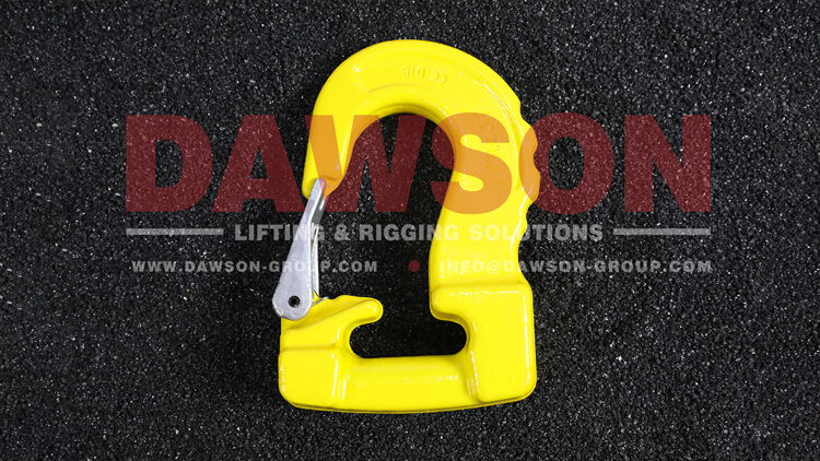 G100 Grade 100 Web Sling Hook, Synthetic Alloy Round Sling Hook - Dawson Group Ltd. - China Manufacturer, Supplier