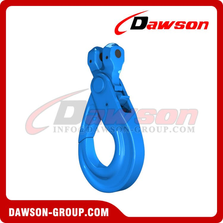 G100 European Type Clevis Self-Locking Hook - Dawson Group Ltd. - China Manufacturer, Supplier