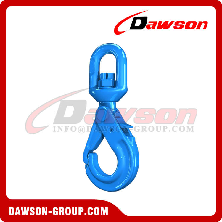 Dawson G100 Special Swivel Self-locking Hook with Grip Latch - China Manufacturer