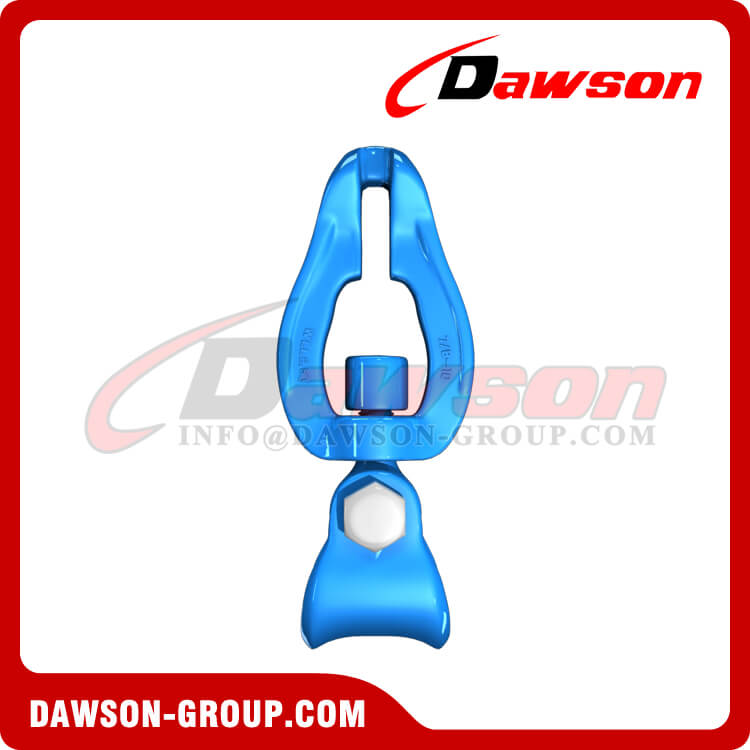 G100 Swivel Connectors for Forestry Logging, Grade 100 Swivel Chain Connector for lashing - Dawson Group Ltd. - China Supplier