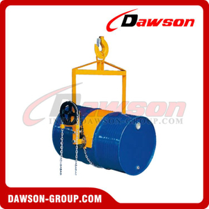 DS-DM DS-DG Series Vertical Drum Lifters Clamp