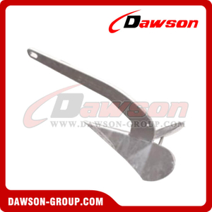 Hot Dipped Galvanized Casted Delta Anchor / H.D.G. Delta Anchor for Boat Marine