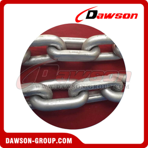 Grade 100 Grade D High Strength Mining Chain Compact Chain / Grade 80 Grade C High Strength Mining Chain Compact Chain