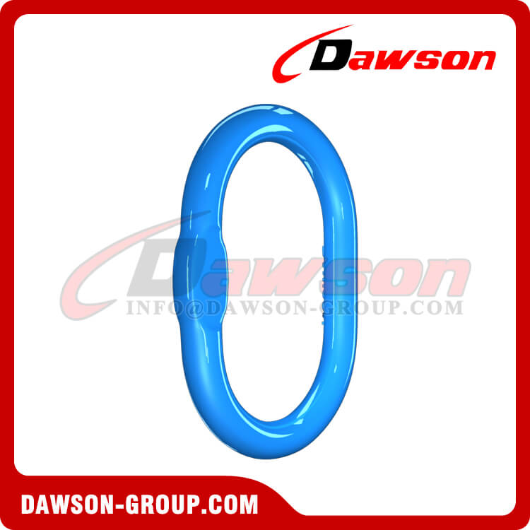 G100 Forged Oversized Master Link, Grade 100 Alloy Steel Master Link for Wire Rope Slings - Dawson Group Ltd. - China Manufacturer, Factory