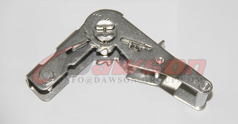 38MM Stainless Steel Ratcheting Buckles, Ratchet Buckle - China Manufacturer, Supplier