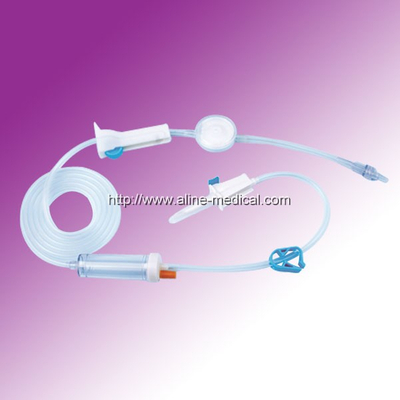 Disposable Precision Infusion Set