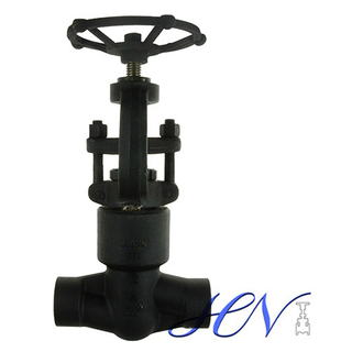 High Pressure Socket Weld Forged Carbon Steel Globe Valve