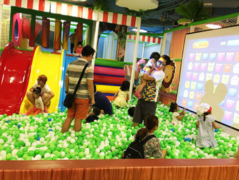 Jungle theme indoor playground (4)