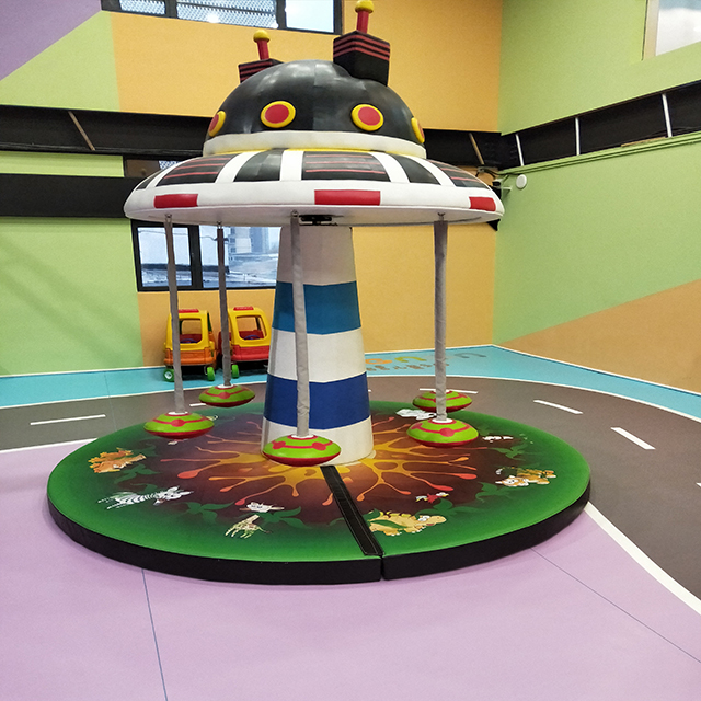 electronic toy indoor playground