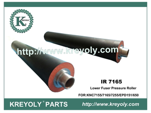 New Arrival Konica Copier K 7165 Lower Fuser Pressure Roller