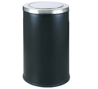 Product model :YH-165B Iron Coated Waste Can