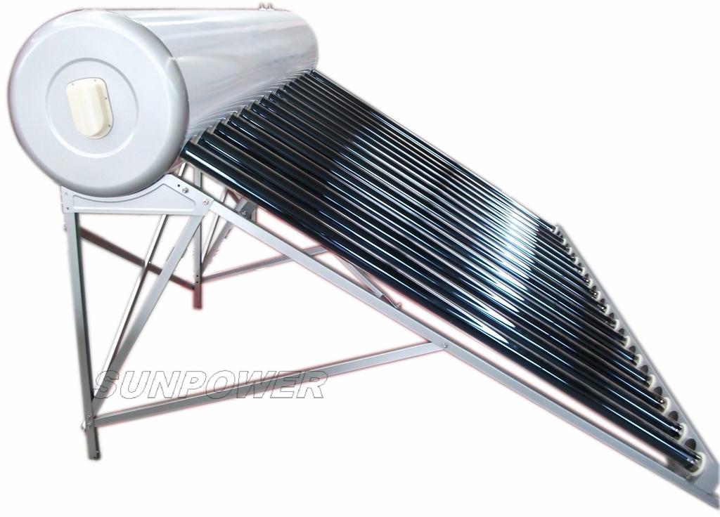 Sistema solar de la calefacci n por agua spc - Sistema de calefaccion por agua ...