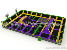 MICH Indoor Trampoline Park Design for Amusement 3512A