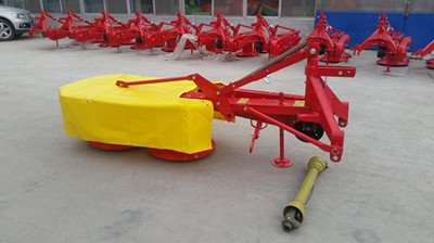 New European drum mowers were designed and produced in our company